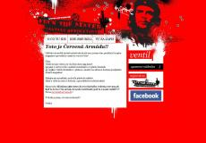 webstránka www.cervena.sk