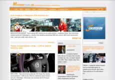 fotografia web stránky motornews.sk