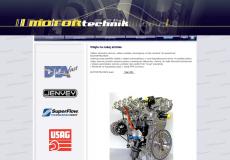 fotografia web stránky motortechnik.sk