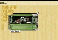 screenshot der web seite protos.sk