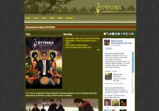 fotografia web stránky rytmika.sk