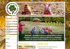 fotografia web stránky stromcek.sk